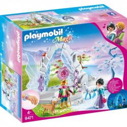 PLAYMOBIL 9471 Magic Kryształowa Brama do Zimowej Krainy