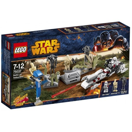 LEGO STAR WARS 75037 Bitwa na Saleucami