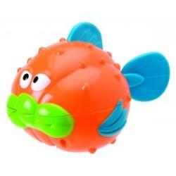 Alex Toys - 850 - Zabawki do Kąpieli - Nakręcana Rybka