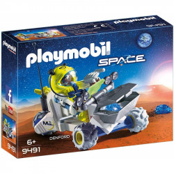 PLAYMOBIL 9491 Space Łazik Marsjański