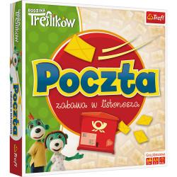 Trefl Gra Planszowa POCZTA Rodzina Treflików 01741