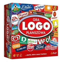 TREFL Gra Planszowa QUIZ LOGO 01712