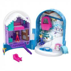 Mattel POLLY POCKET Śnieżna Niespodzianka FRY37