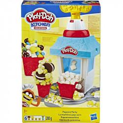 HASBRO Ciastolina Play-Doh Maszyna do Popcornu E5110