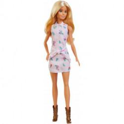 MATTEL Lalka Barbie Fashionistas LALKA NR 119 FXL52