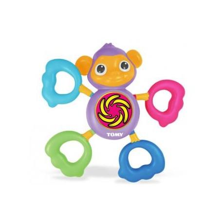 Tomy - E72353 - Zabawka - Gryzak - Muzyczna Małpka