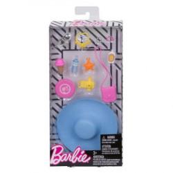 MATTEL Akcesoria dla Lalki Barbie ZESTAW TURYSTYCZNY FKR90