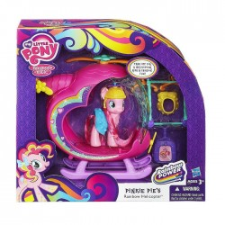 Hasbro - A5935 - My Little Pony - Tęczowy Helikopter Pinkie Pie