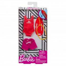 MATTEL Akcesoria dla Lalki Barbie STRÓJ RATOWNICZKI FXH97