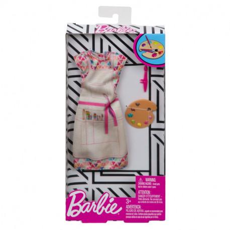 MATTEL Akcesoria dla Lalki Barbie STRÓJ MALARKI FXH98