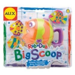 Alex Toys - 840W - Zabawki do Kąpieli - Zestaw Rybek