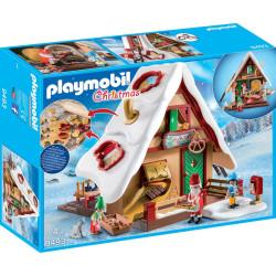 PLAYMOBIL 9493 Christmas ŚWIĄTECZNA PIEKARNIA Z FOREMKAMI