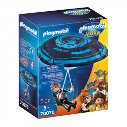 PLAYMOBIL 70070 The Movie REX DASHER ZE SPADOCHRONEM