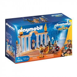 PLAYMOBIL 70076 The Movie CESARZ MAXIMUS W KOLOSEUM