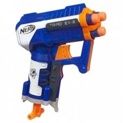 Hasbro - A1690 - NERF N-Strike - Triad EX-3