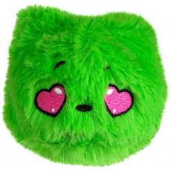 ORB Toys Gniotek z Futerkiem w Kolorze Zielonym 120634