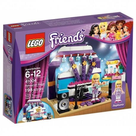 LEGO FRIENDS 41004 Scena Prób Stephanie