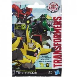 Hasbro - B0756 - Transformers - Tiny Titans - Saszetka z Niespodzianką