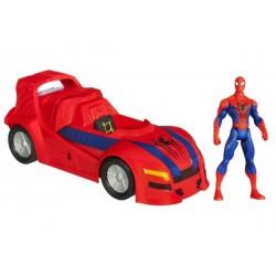 Hasbro - A6283 - Marvel - Spider-Man Pojazd Bojowy 3w1 z Figurką