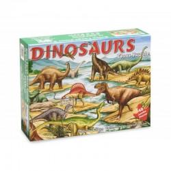 Melissa & Doug - 10421 - Puzzle 48 - Dinozaury