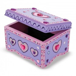 Melissa & Doug - 13346 - Pudełko na biżuterię