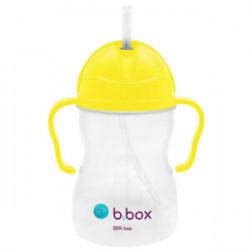 B.Box BIDON ZE SŁOMKĄ Kolor Cytrynowy 00507