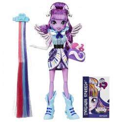 Hasbro - B1036 - B1037 - My Little Pony - Equestria Girls - Stylowa Fryzura - Twilight Sparkle