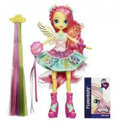 Hasbro - B1036 - B1039 - My Little Pony - Equestria Girls - Stylowa Fryzura - Fluttershy