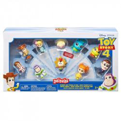 Toy Story 4 ZESTAW 10 FIGUREK MINIS GCY86
