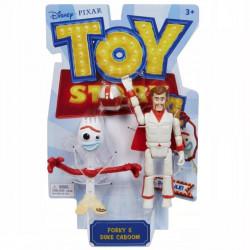 Toy Story 4 Figurka Forky i Duke Caboom GDP71