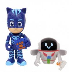 PIDŻAMERSI Dwupak Figurek Catboy i PJ Robot 95264