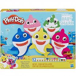 HASBRO Ciastolina Play-Doh BABY SHARK E8141