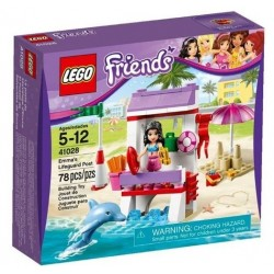 LEGO FRIENDS 41028 Emma Ratownik