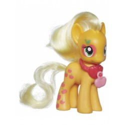 Hasbro - B0386 - B0384 - My Little Pony - Cutie Mark Magic - Figurka Podstawowa - Applejack