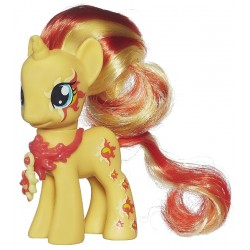 Hasbro - B0391 - B0384 - My Little Pony - Cutie Mark Magic - Figurka Podstawowa - Sunset Shimmer