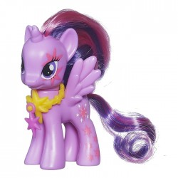 Hasbro - B0387 - B0384 - My Little Pony - Cutie Mark Magic - Figurka Podstawowa - Twilight Sparkle