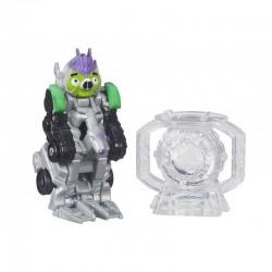 Hasbro - A8455 - A8387 - Figurka z Telepodem - Angry Birds - Transformers - Świnia Megatron