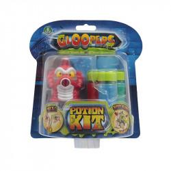 Gloopers Slime Stworek z glutkiem KOLOR CZERWONY 69744