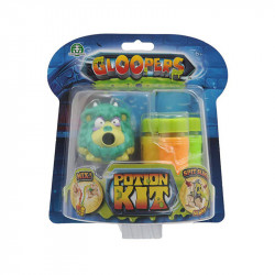 Gloopers Slime Stworek z glutkiem KOLOR MORSKI 69744