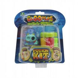 Gloopers Slime Stworek z glutkiem KOLOR GRANATOWY 69744