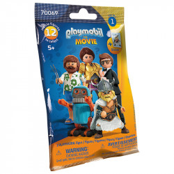 PLAYMOBIL 70069 Playmobil Figurki THE MOVIE Seria 1