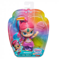 FISHER-PRICE Shimmer&Shine Laleczka TĘCZOWA SHIMMER FHN25