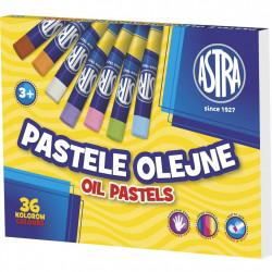ASTRA Pastele Pastele Olejne 36 Kolorów 8137