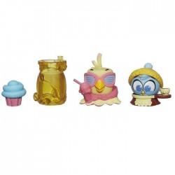 Hasbro - A9208 - A8885 - Dwie Figurki z Telepodem - Angry Birds - Stella - Luca i Poppy