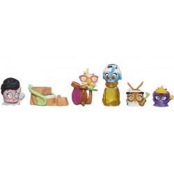 Hasbro - A8883 - Pięć Figurek z Telepodem - Angry Birds - Stella