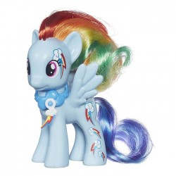 Hasbro - B0391 - B0388 - My Little Pony - Cutie Mark Magic - Figurka Podstawowa - Rainbow Dash