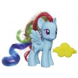 Hasbro - A5622 - A2360 - My Little Pony - Figurka Podstawowa - Rainbow Dash