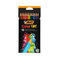 BIC Color Up Kredki Kredki ołówkowe 12 kolorów 99157
