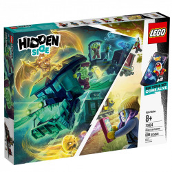 LEGO HIDDEN SIDE 70424 Ekspres Widmo