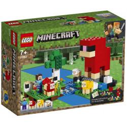 LEGO MINECRAFT 21153 Hodowla Owiec